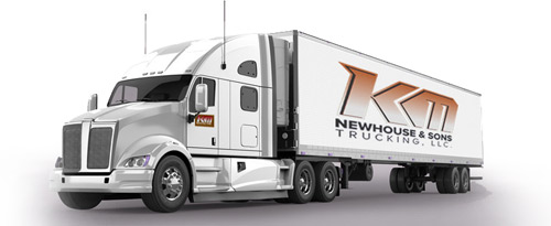 km newhouse trucking company drivers